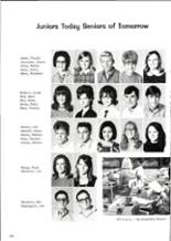 1969 Trinity High School Yearbook Page 200 & 201