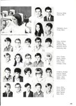 1969 Trinity High School Yearbook Page 202 & 203
