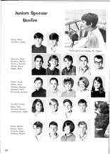 1969 Trinity High School Yearbook Page 204 & 205