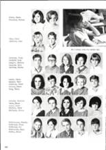 1969 Trinity High School Yearbook Page 206 & 207