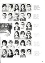 1969 Trinity High School Yearbook Page 210 & 211