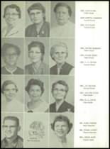 1959 Aspermont High School Yearbook Page 12 & 13