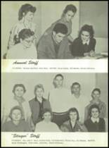 1959 Aspermont High School Yearbook Page 14 & 15