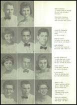 1959 Aspermont High School Yearbook Page 18 & 19