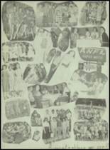 1959 Aspermont High School Yearbook Page 20 & 21