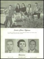 1959 Aspermont High School Yearbook Page 24 & 25