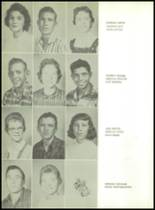 1959 Aspermont High School Yearbook Page 26 & 27