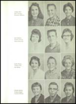 1959 Aspermont High School Yearbook Page 28 & 29