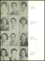 1959 Aspermont High School Yearbook Page 30 & 31