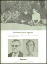 1959 Aspermont High School Yearbook Page 32 & 33