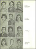 1959 Aspermont High School Yearbook Page 34 & 35
