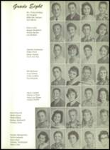 1959 Aspermont High School Yearbook Page 38 & 39