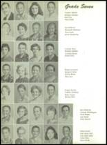 1959 Aspermont High School Yearbook Page 40 & 41