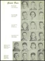1959 Aspermont High School Yearbook Page 44 & 45