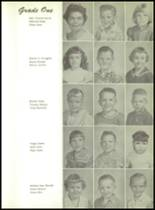 1959 Aspermont High School Yearbook Page 50 & 51