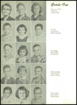 1959 Aspermont High School Yearbook Page 52 & 53