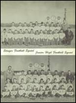 1959 Aspermont High School Yearbook Page 70 & 71