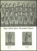 1959 Aspermont High School Yearbook Page 72 & 73