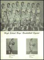 1959 Aspermont High School Yearbook Page 74 & 75
