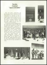 1969 Victor High School Yearbook Page 22 & 23