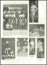 1969 Victor High School Yearbook Page 26 & 27