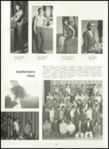 1969 Victor High School Yearbook Page 28 & 29