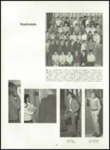 1969 Victor High School Yearbook Page 30 & 31