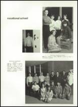 1969 Victor High School Yearbook Page 32 & 33