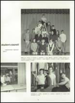 1969 Victor High School Yearbook Page 40 & 41