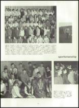 1969 Victor High School Yearbook Page 44 & 45
