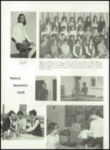 1969 Victor High School Yearbook Page 46 & 47