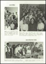 1969 Victor High School Yearbook Page 50 & 51