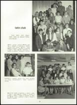 1969 Victor High School Yearbook Page 52 & 53