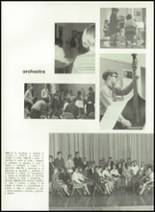1969 Victor High School Yearbook Page 56 & 57