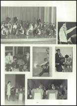 1969 Victor High School Yearbook Page 58 & 59
