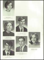 1969 Victor High School Yearbook Page 78 & 79
