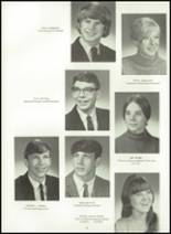 1969 Victor High School Yearbook Page 80 & 81