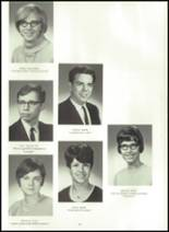 1969 Victor High School Yearbook Page 82 & 83