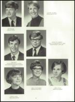1969 Victor High School Yearbook Page 84 & 85