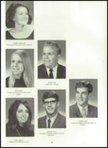 1969 Victor High School Yearbook Page 86 & 87