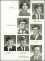 1969 Victor High School Yearbook Page 88 & 89
