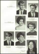 1969 Victor High School Yearbook Page 90 & 91