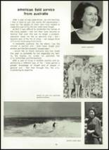 1969 Victor High School Yearbook Page 94 & 95