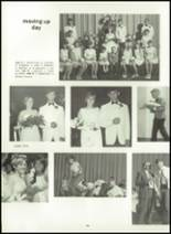 1969 Victor High School Yearbook Page 98 & 99