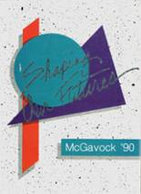 1990 Yearbook McGavock High School