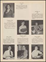 1955 Bloomfield High School Yearbook Page 18 & 19