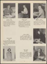 1955 Bloomfield High School Yearbook Page 20 & 21