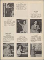 1955 Bloomfield High School Yearbook Page 22 & 23