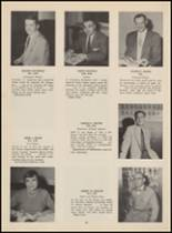 1955 Bloomfield High School Yearbook Page 24 & 25