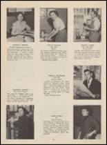 1955 Bloomfield High School Yearbook Page 26 & 27